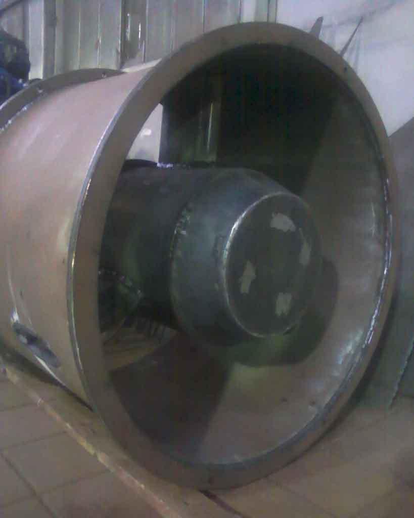 Вентиляционная установка спец. назначения