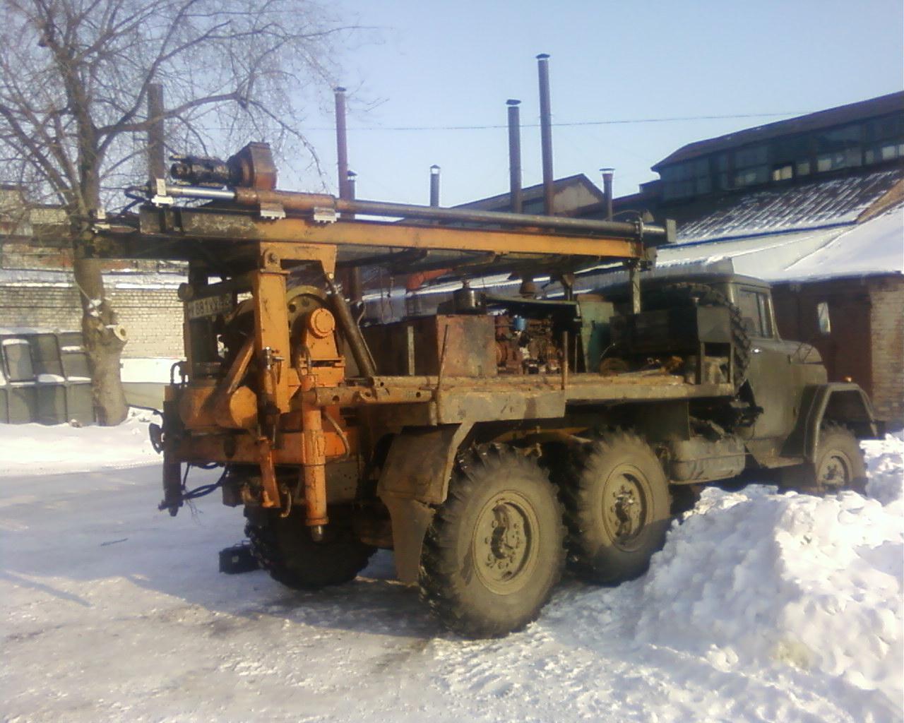 Ремонт буровой установки УРБ-2А2